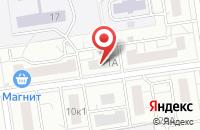 Схема проезда до компании Архивный отдел в Подольске