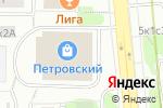 Схема проезда до компании AutoРower2015 в Москве