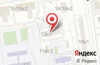 Схема проезда до компании РимасТорг в Москве