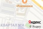 Схема проезда до компании ЛаврСтрой в Москве