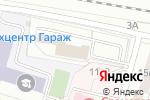 Схема проезда до компании Инжтехлифт в Москве