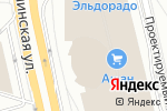 Схема проезда до компании Окна Stars в Москве