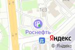 Схема проезда до компании ЛинзАмат в Москве