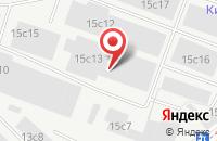 Схема проезда до компании Цитрус в Москве