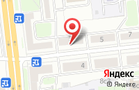 Схема проезда до компании МегаГрупп в Москве