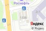 Схема проезда до компании City Mobil Taxi в Москве