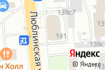 Схема проезда до компании R-Vision в Москве