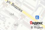 Схема проезда до компании Продуктовый магазин в Новороссийске