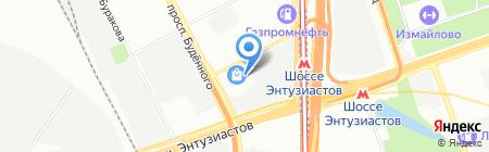 GoPro на карте Москвы
