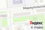 Схема проезда до компании Сатин в Москве