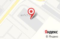 Схема проезда до компании Магазин автозапчастей в Совхозе имени Ленина