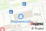 Схема проезда до компании Домашние идеи в Москве