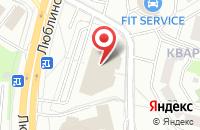 Схема проезда до компании Мак Студия в Москве