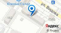 Компания Овощной на карте
