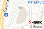 Схема проезда до компании 1Pil.ru в Москве