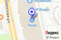 Схема проезда до компании ДЖАЗОВЫЙ АНСАМБЛЬ VISAJAZZ в Москве