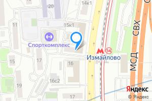 Снять однокомнатную квартиру в Москве м. Партизанская Окружной проезд 15 к2