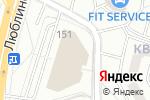 Схема проезда до компании Winnertur в Москве
