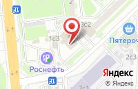 Схема проезда до компании Многофункциональный центр предоставления государственных и муниципальных услуг в Хрущёво