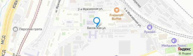 Басовская улица