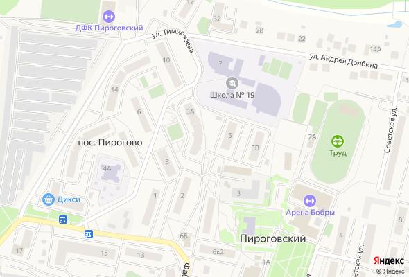купить квартиру в ЖК Пироговский
