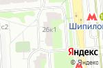Схема проезда до компании Стоматология в Москве