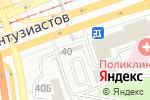 Схема проезда до компании Информмонтаж в Москве