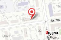 Схема проезда до компании Соник в Москве