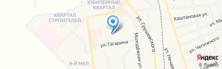 Территориальный центр социального обслуживания (оказания социальных услуг) г. Авдеевки на карте Авдеевки