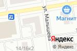 Схема проезда до компании Автозапчасти в Москве