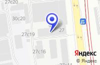 Схема проезда до компании ТРАНСПОРТНАЯ КОМПАНИЯ АЛЕРОН в Москве