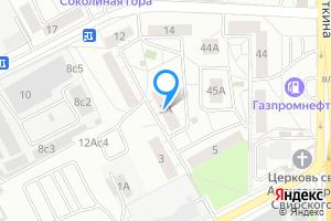 Однокомнатная квартира в Москве Гаражная улица, 3А