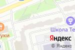 Схема проезда до компании Forward в Москве