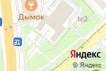 Схема проезда до компании Аль-Джана в Москве