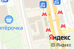 Схема проезда до компании Самаркандская выпечка в Москве