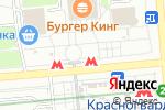 Схема проезда до компании 8-я оптика в Москве