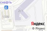 Схема проезда до компании LiniaGrafic в Москве