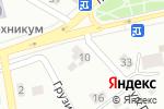 Схема проезда до компании Престиж в Донецке