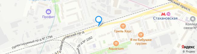 проезд Грайвороновский 2-й