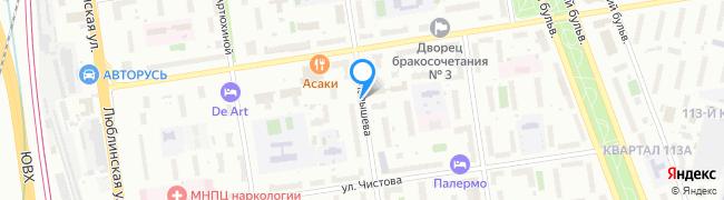 улица Малышева