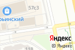 Схема проезда до компании Марьинский в Москве