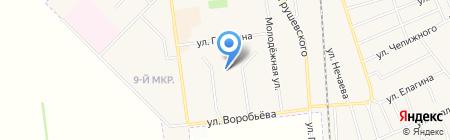 Оксана продуктовый магазин на карте Авдеевки