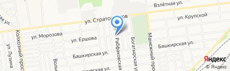 Планета Инструмент на карте Донецка