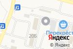 Схема проезда до компании Магазин товаров для садоводов в Пирогово