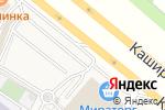 Схема проезда до компании Магазин товаров для сада в Москве