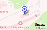 Схема проезда до компании КЛИНИКА ПЛАСТИЧЕСКОЙ ХИРУРГИИ И ЭСТЕТИЧЕСКОЙ МЕДИЦИНЫ ТАПИА в Москве