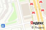 Схема проезда до компании Кебаб Хауз в Москве