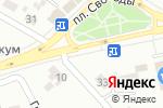 Схема проезда до компании Chicken food в Донецке