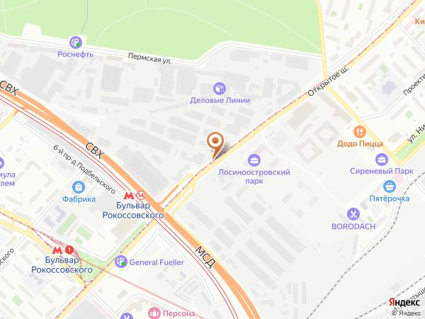 Остановка «Плодоовощной комбинат», Открытое шоссе (3944) (Москва)