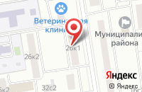 Схема проезда до компании Эльбрус в Москве